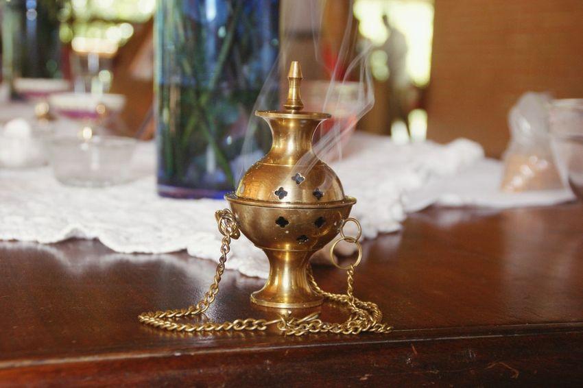 No People Close-up Photography Arabic Style Incienso  Smoke Photography