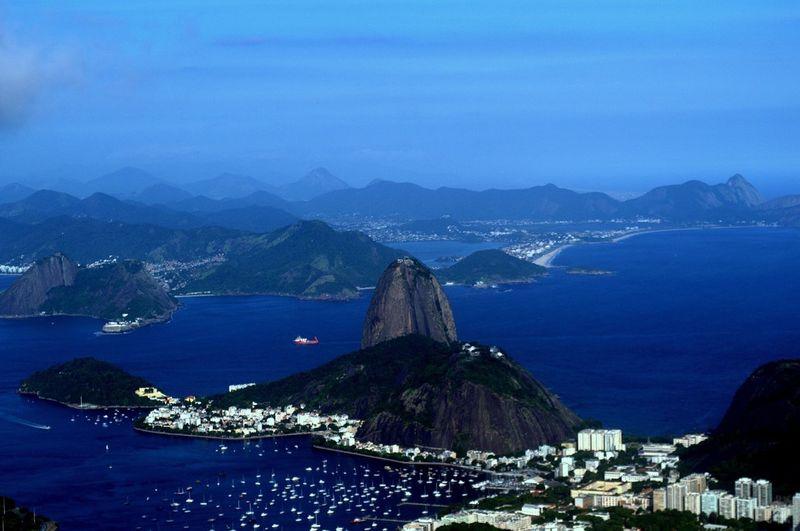 View of Río de