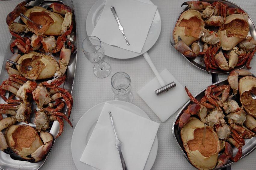 My World Of Food Santacruz Seafoods Seafood Food Marisco Sapateira Crab Crabs Manjar