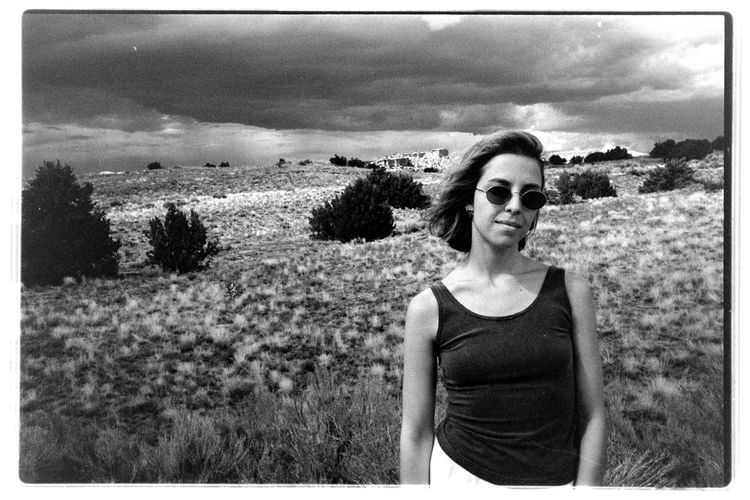 Alyssa in Santa Fe Black And White Glasses Sunglasses Cloud - Sky Sky Front View Looking At Camera One Person Nature Outdoors Day Portrait