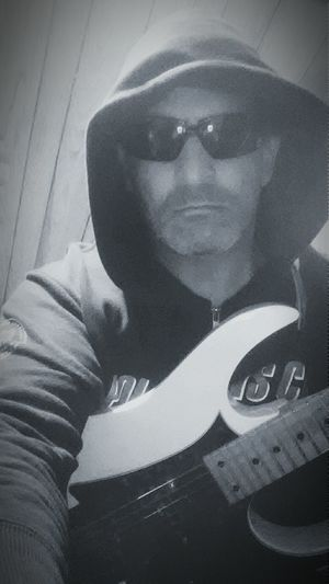 Only Black And White Photographs My Music That's Me probably why I'm single????? Guitar Hero Guitar Love Guitar Orgy