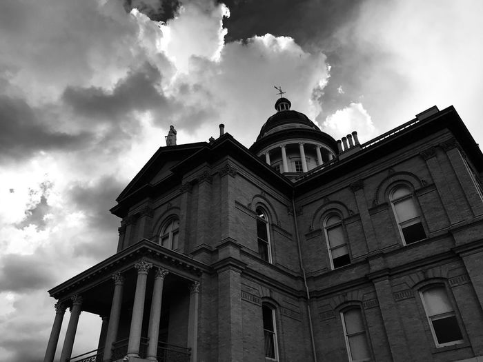 Courthouse Sky