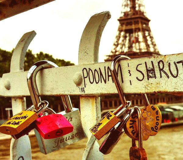 Paris Paris ❤ Paris, France  Paris Je T Aime Tour Eiffel Love Is In The Air Love Seine Seine River Point Of View Bridge L'amour The Mix Up
