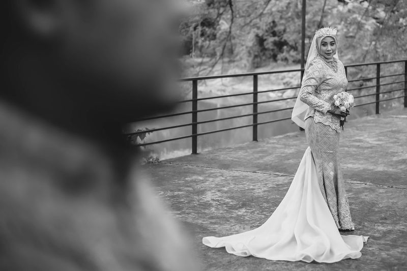 A wedding i