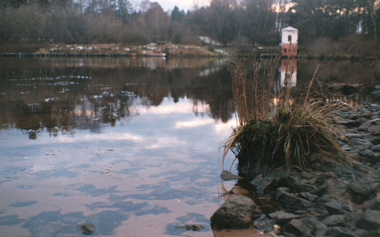 Analogue Photography Colors Film Beauty In Nature Close-up Color Negative Cozy Day Film Photography Filmcamera Filmphotography Fujifilm Fujifilm C200 Nature Nature_collection Outdoors River Scenics Tranquil Scene Tranquility Vilia Water