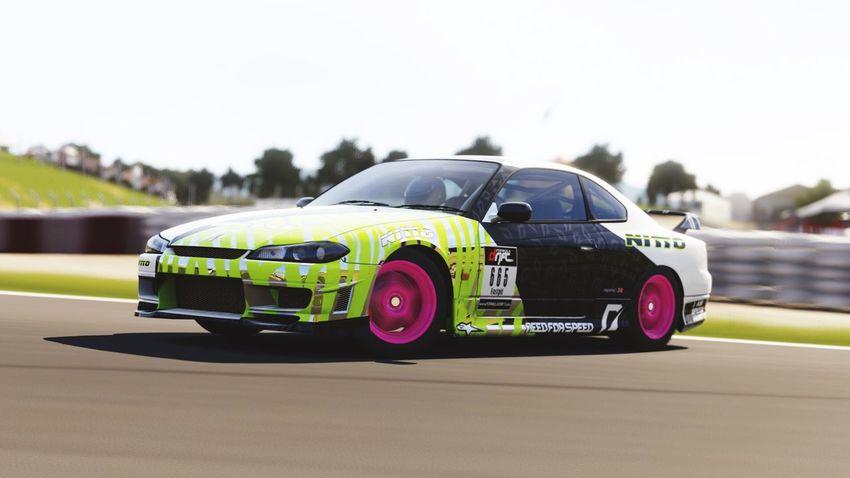 Nissan GTR S15 Silvia Nissan