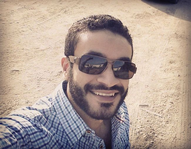 Sunglasses Hello World Taking Photos Shaik Selfie✌ Blue Beard
