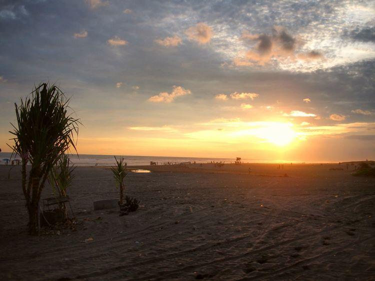 Beach Sunset Travel Photography Holiday Olympus Epl6