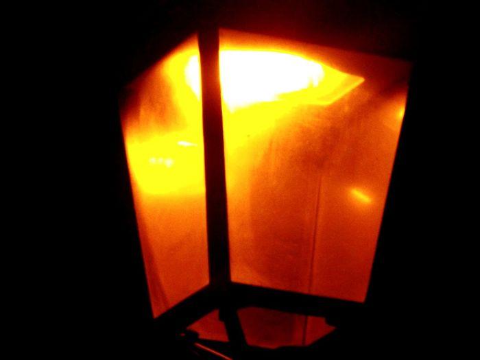 St Stephens Lamp Randomness