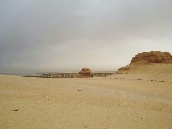 Beauty In Nature Cloud - Sky Landscape Desert Sand Egyptian_desert Desert Landscape