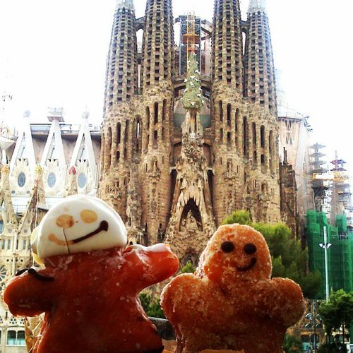 Florian & Therese Barcelona SagradadeFamilia Beautiful Architecture