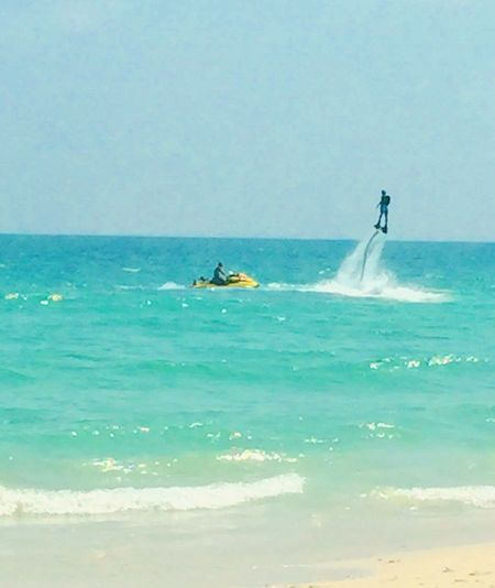 Thailand Oceanview Ocean❤ Oceanlife Sun ☀ Enjoying Life Taking Photos Check This Out First Eyeem Photo Handy Photo Holidays Airboard Watersports