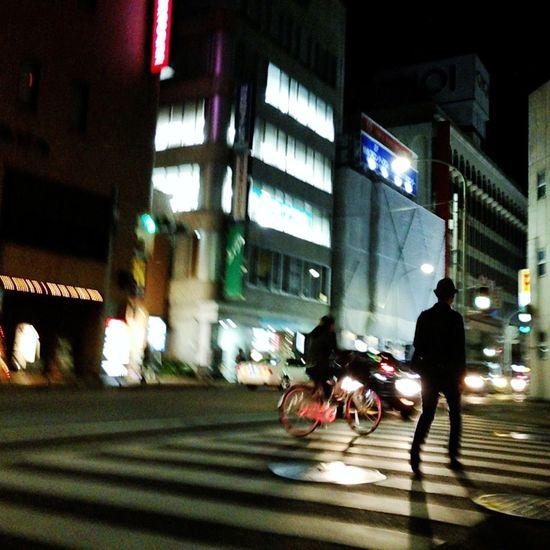 Streetphotography Snapshot Night Lights The Street Photographer - 2014 EyeEm Awards