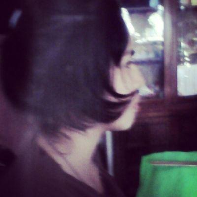 Mi cabello ya crecio :') ya no me siento tan pelona :p haha Followme !