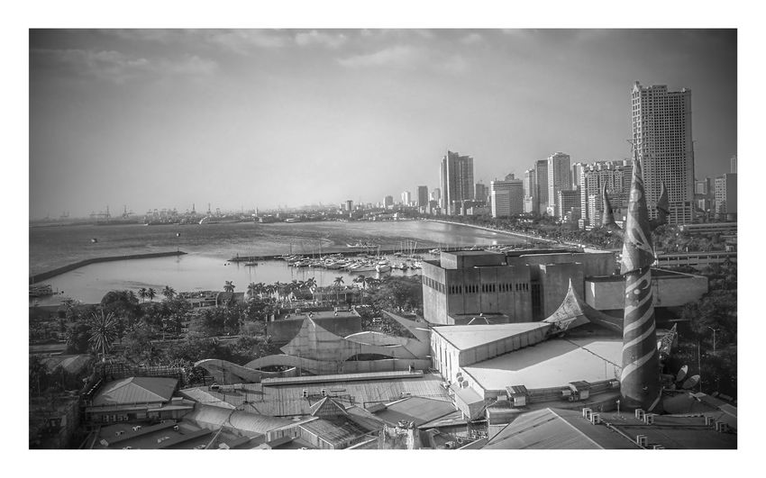 City Cityscape Nautical Vessel No People Harbor Building Exterior Water Urban Skyline Architecture Travel Destinations Sky Day River Outdoors Googleapps Blackandwhite TheWeekOnEyeEM Huwaei Photography Amusement Park Ride Photooftheday City Huwawie P9 Black & White Pictureoftheday EyeEmNewHere