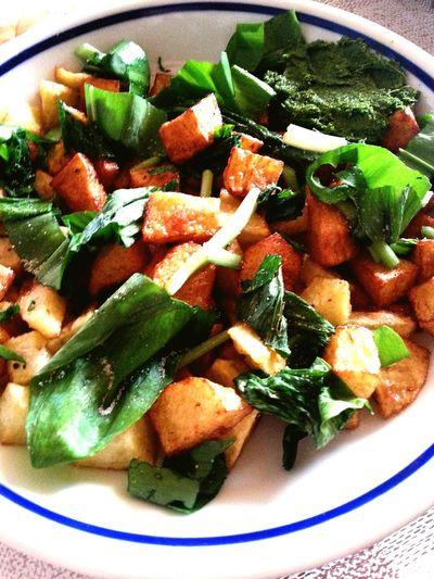 Food Potato Onion Krumpli Medvehagyma Petrezselyem