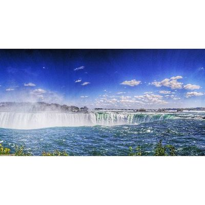 Niagrafalls was so much more than I could have expected. Vacaeh