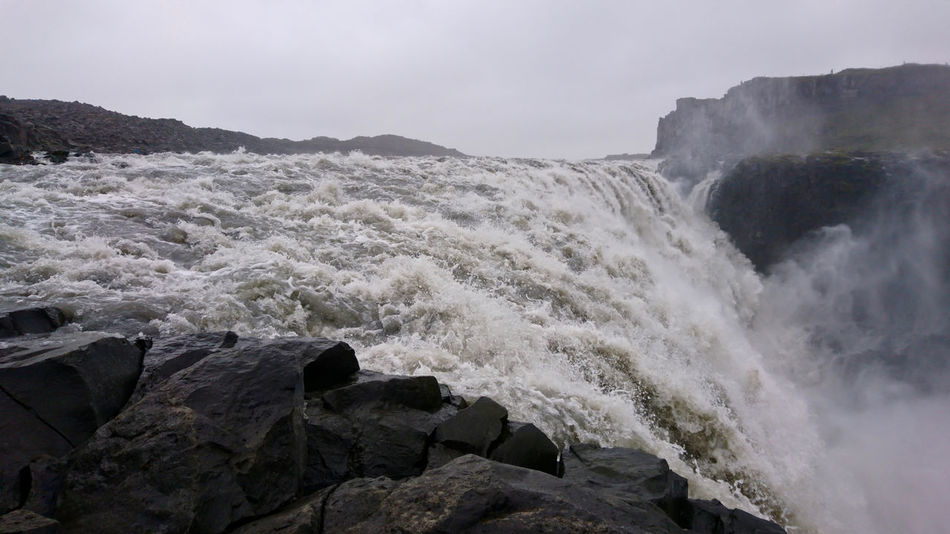 This shot was pure adrenaline. Adrenaline Iceland Power Rush Rushing Water Steam Traveling Beauty In Nature Breaking Crash Crashing Waves  Fall Force Motion Nature Power In Nature Powerful Travel Destinations Travelphotography Water Waterfall Waterfront Wave Waves And Rocks Waves Crashing