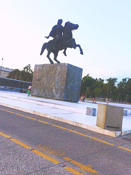 Greece Salonika Megas Alexandros Nice Perfect Perfection Love City View