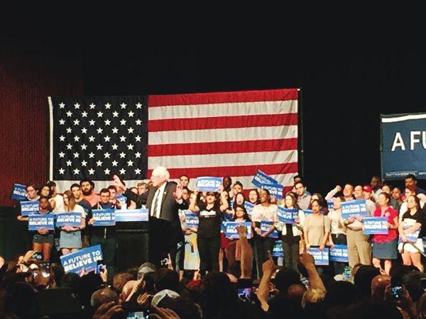 Bernie2016 Bernie Sanders