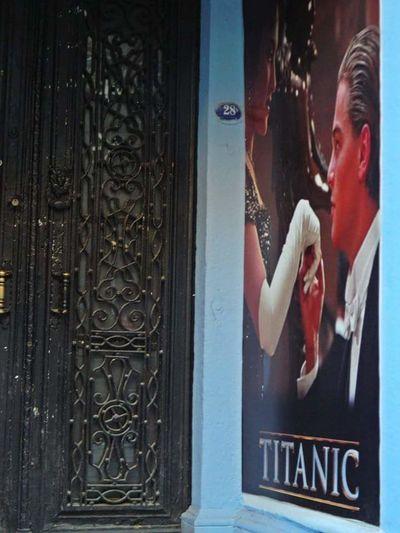 Titanic Leonardodicaprio  Gazikadinlar