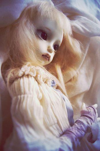 Doll Bjd Imdadoll Hand Made