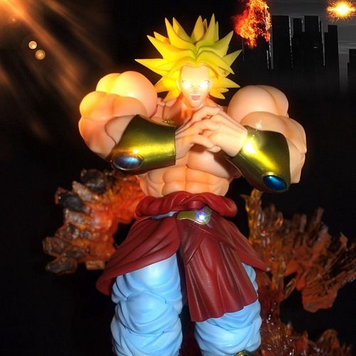 I get a bit carried away sometimes... Broly Dragonballz Figuarts Anarchyalliance Ata_dreadnoughts Stonedacons MasterFX
