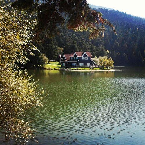 Bolu  G ölcük Bur çdormitory Yurtlagezi lake house love