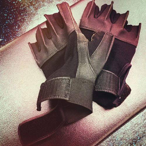 Workout Gloves Gym Gym Time GymLife Bench