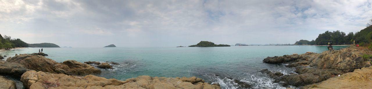 Water Sky Sea