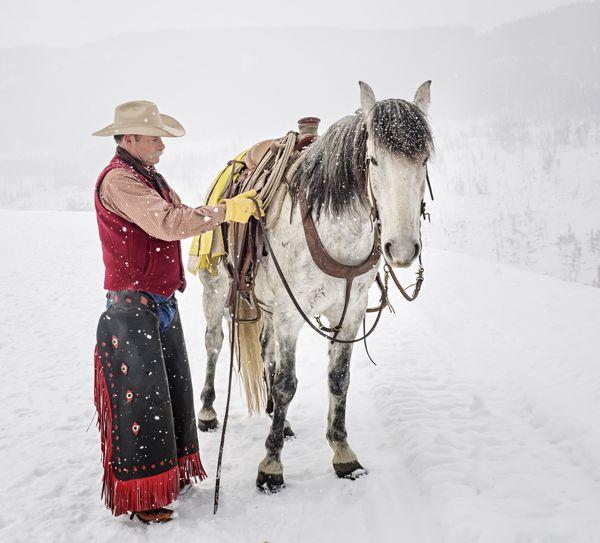 Cowboy and