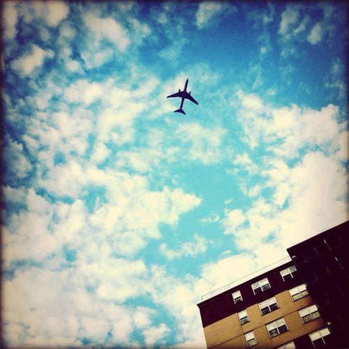 landing at rockaway