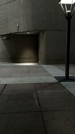 Empty Built Structure ArchitectureNight Outdoors Surface Level Phildelphia Concrete Growth Underpass In the city....Penn Center. My resting place when overwelmed in a day in the city.
