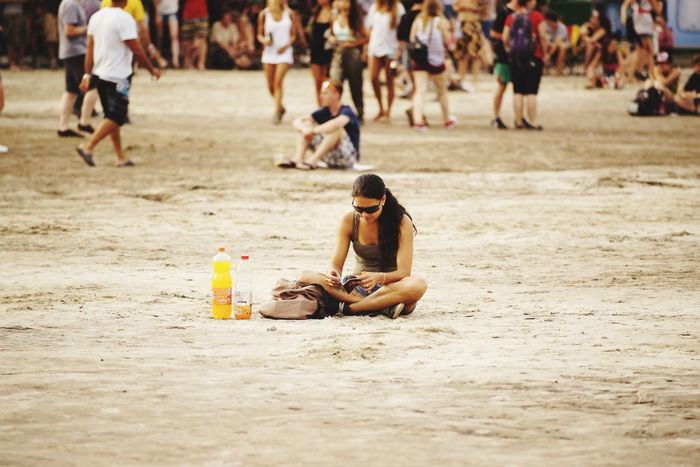 A bottle of quick finished............... Lifestyles City Life Outdoors Budapest SONY A7ii Leica Lens Sziget Festival