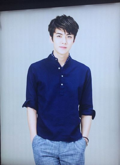 My bias Singer  Kpop Idol First Eyeem Photo