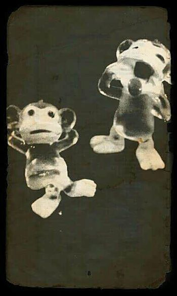 Monkeys Toys Plastic Gumballmachine