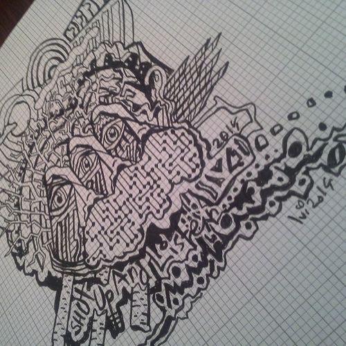 Sketching Art Sketch LSD acidpsychedelicinkpaintdmtdrawspiritualshroomdreampatternpsykedelisktegningdesign