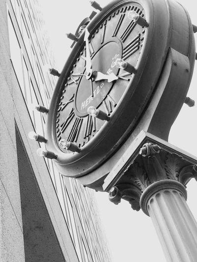 Downtown San Antonio Satx Texas Clock