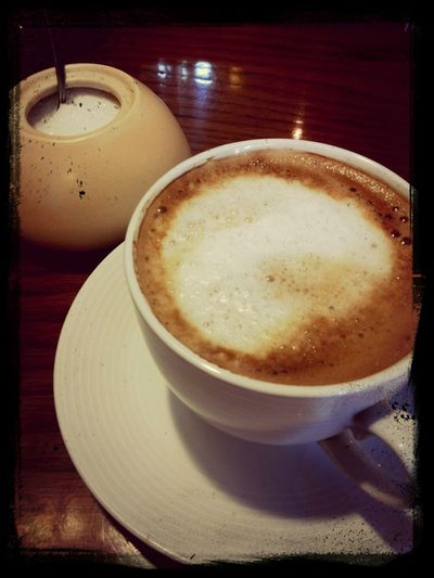 Cafe Latte Coffe Time