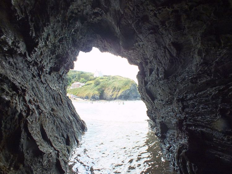 Cave Caves Sea Sea And Sky Seaside Cliff Wales Cardigan Caves Photography Beach Beachphotography Beach Photography Hill Hills West Wales From My Point Of View From Where I Stand