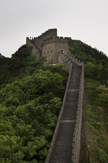 Great Wall of China without people China Day Great Wall Great Wall Of China Nature No People Travel Travel Destinations