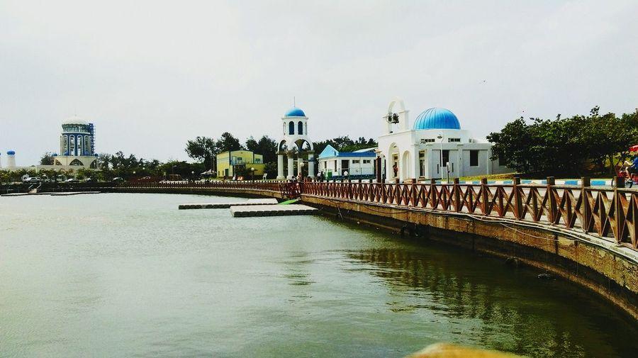 吹風 Relaxing 南寮漁港 十七公里海岸風景區