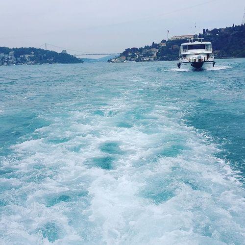 Denizhavası Denizin Deniz Tekne Huzur Istanbul #turkiye Istanbullife Istanbul City Istanbulbogazi