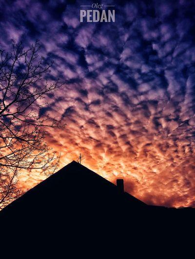 закат Sky