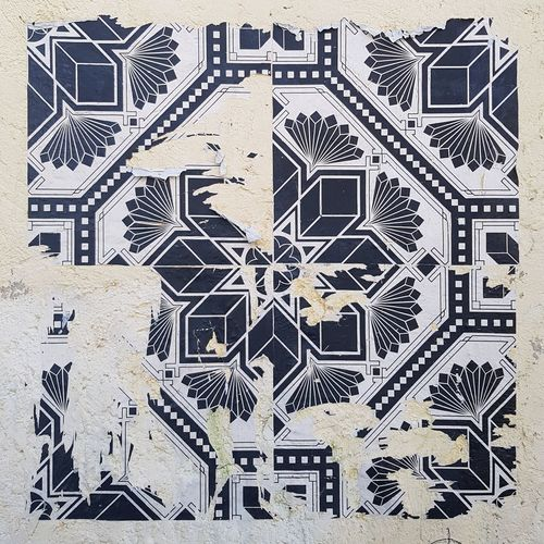 Streetart Street Art Ornamental Ornaments Geometry Geometric Shape Geometric Abstraction Square Shape Squares Square Tile Art Samsungphotography Decaying Decayed Beauty Decayed Pattern Patterns Pattern Design The Week On EyeEm