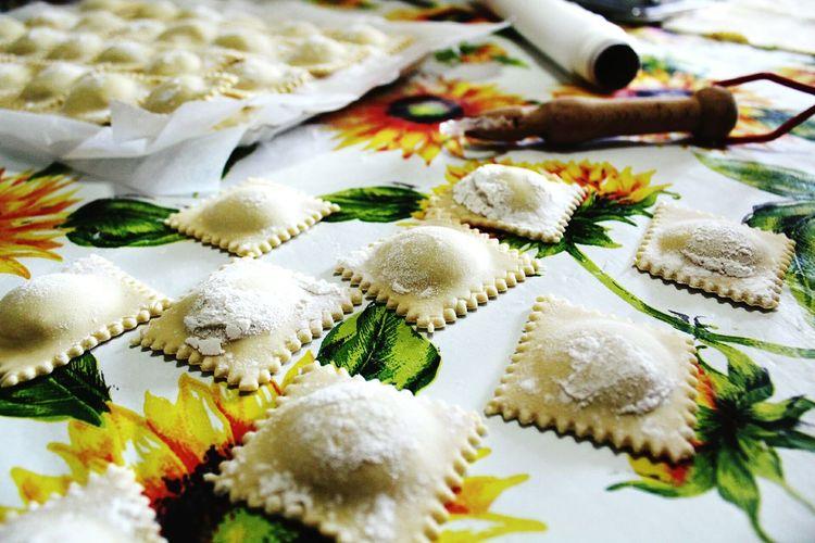 No People Close-up Day Fragility Outdoors Canon1300d Italy🇮🇹 Ravioli Sardi Sardinia Cibo Sano Cibo Alimentazione Ricotta Uovo Ricette Pasta