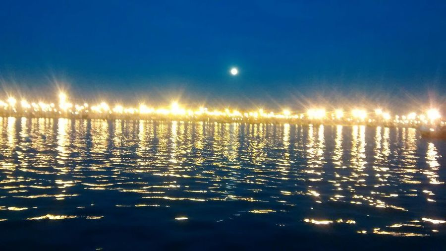 PoornimaKiRaat Raj Allahabad Ganga River