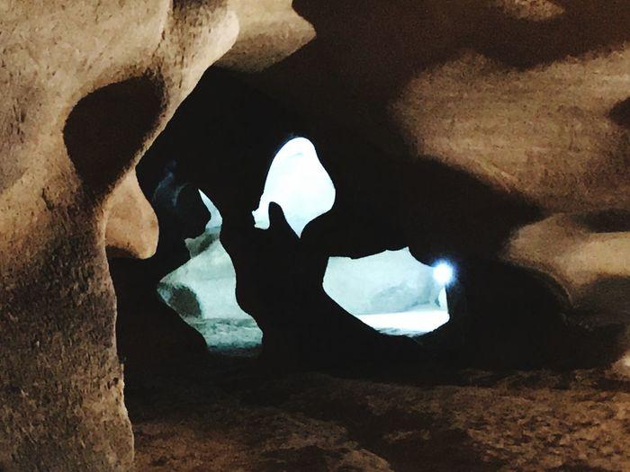 Phoenix in the shadows Phoenix Underground Dark Imagination Cave Nature Water Rock - Object Rock Solid
