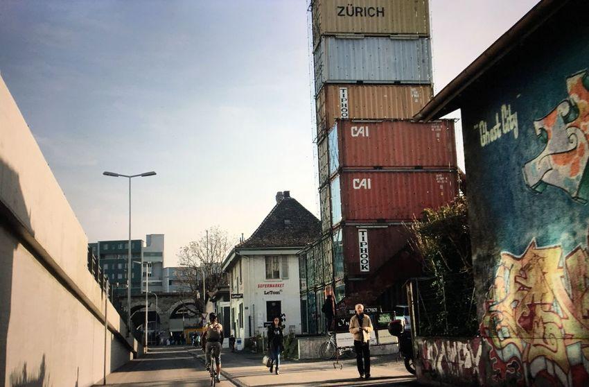 Freitag Streetphotography Zürich Switzerland Moments Walking