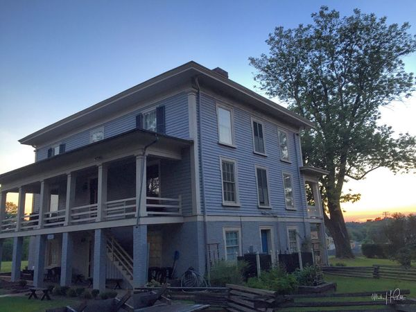 8.27.16 | Investigating the legitimately haunted Exchange Hotel/ makeshift soldier hospital (during the Civil War) with friends | Gordonsville, VA | Photo: Michael F. Pichette/ NOVA Paranormal Research Architecture Taking Photos History Historic Virginia Civil War Haunted Hotel Building Exterior Architecture